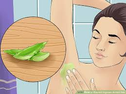 constant ingrown hairs on pubis how to prevent ingrown armpit hair 14 steps with pictures