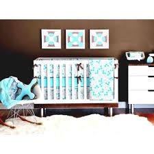 Purple And Aqua Crib Bedding Bedroom Baby Bedding Sets Luxury Lambs Team Safari 9