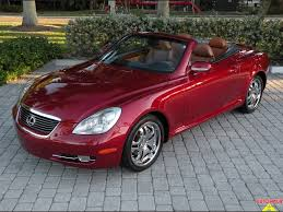 lexus sc430 red interior for sale 2006 lexus sc 430 ft myers fl for sale in fort myers fl stock
