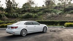 lexus ls460 vossen wheels 2015 ls on 22