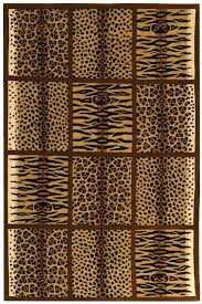 safavieh soho soh551a beige and brown area rug at bold rugs
