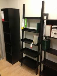 Leaning Bookcase Walmart Bookshelf Outstanding Ikea Leaning Bookshelf Astounding Ikea