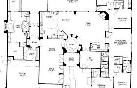 single story 4 bedroom house plans bedroom house plans single story photos and small one 4