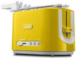 Deloghi Toaster De Longhi Cte 2303 Y Toaster