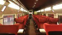 Thalys Comfort 1 Paris Bruxelles Amsterdam En Train
