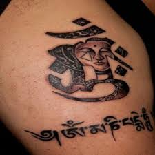 buddhist tattoos deep meaning the holy circle budhist tattoo