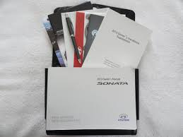 2013 hyundai sonata owners manual hyundai motor america amazon