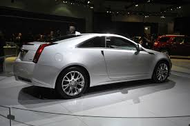 cadillac cts coupe los angeles 2009 picture 45770