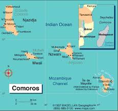 map comoros atlas comoros