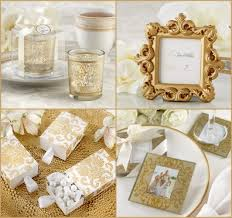 wedding party supplies gold glam wedding favors and supplies ideas hotref party gifts