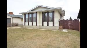 4 Level Split House Fantastic 4 Level Split For Sale 3519 56 St Edmonton Millwoods
