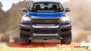 ford ranger image the ford ranger raptor is and this is what it might look