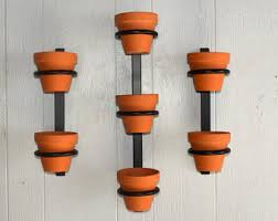Wall Planters Indoor by Indoor Wall Planter Etsy