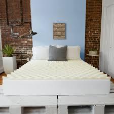 Pillow Top Mattress Pad Walmart Sleep Innovations 1 5