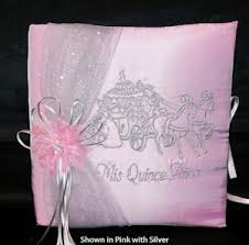quinceanera photo albums pumpkin coach photo album quinceanera and sweet 16 photo album