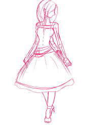 venus u0027s dress sketch by maihero on deviantart