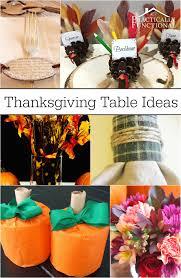 thanksgiving table ideas cheap thanksgiving crafts kids table craft easy runner idea loversiq
