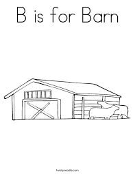 barns coloring pages part 5 free resource for teaching drawing