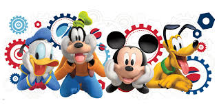 room mates mickey and friends mickey mouse clubhouse capers giant default name