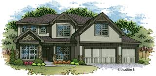 Carson Mansion Floor Plan by Hills Of Forest Creek Rodrock Homes