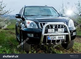 land cruiser prado car chisinau moldova april 06 2017 motor stock photo 618477533