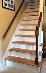 How To Install A Banister To Remove Carpet From Stairs And Paint Them