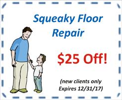 Squeaky Floor Repair Squeaky Floor Repair Stop Noisy Floor