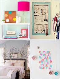 simple diy bedroom decor ideas with home decoration for interior