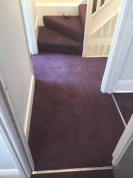 Purple Carpets Stairs Purple Carpet The Flooring Group