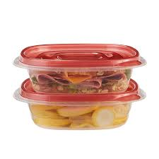 Gift Wrap Storage Containers Rubbermaid Amazon Com Rubbermaid Takealongs 2 9 Cup Square Food Storage