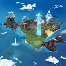 Bravely Default World Map by Amostra Final Fantasy Wiki Fandom Powered By Wikia