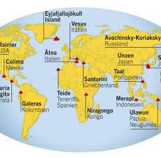 aktuelle vulkanausbrüche riesige magmablase neapel droht zerstörung durch supervulkan welt