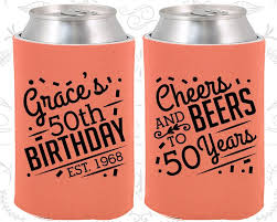 party favors for adults 299 best 2016 birthday koozies 3 images on