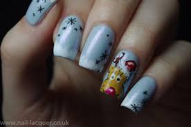 christmas day nail lacquer uk