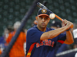 red sox hire astros bench coach alex cora as new manager houston
