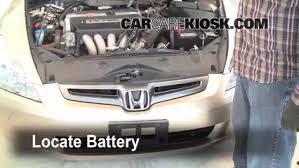 carcarekiosk all videos page honda accord 2004