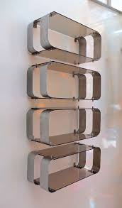 Metal Wall Shelving by Good Wood And Metal Wall Shelves 82 About Remodel Plastic Wall
