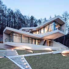 cantilever homes cantilevers architecture dezeen
