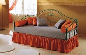 divanetto letto singolo divano letto in ferro singolo ilenia arredamenti cioni