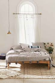 Bohemian Bed Frame Modern Bohemian Bedroom Inspiration Dwell Beautiful