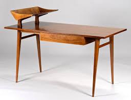 Mid Century Modern Desk 308 Bertha Schaefer Midcentury Modern Desk