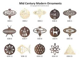 best 25 midcentury ornaments ideas on