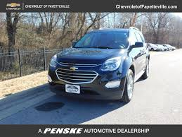 2017 used chevrolet equinox awd 4dr lt w 1lt at chevrolet of