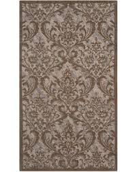 Nourison Area Rugs New Savings Are Here 14 Nourison Damask Das02 Indoor Area