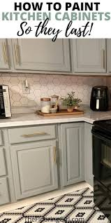 what is the best way to paint cabinet doors how to paint cabinets the right way diy kitchen