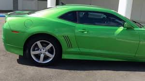 synergy green camaro ss for sale 2010 chevy camaro lt synergy green for sale in ta bay call
