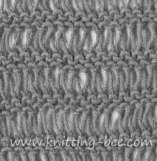 free drop stitch patterns 2 free knitting patterns