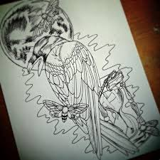 raven tattoo designs page 2 tattooimages biz