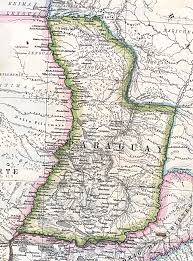 Ua Map Paraguay Maps Perry Castañeda Map Collection Ut Library Online