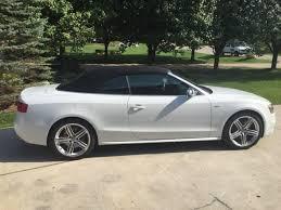 audi s5 warranty 2013 audi s5 convertible 12k certified pre owned warranty